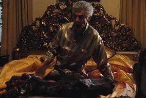 Godfather horse head scene